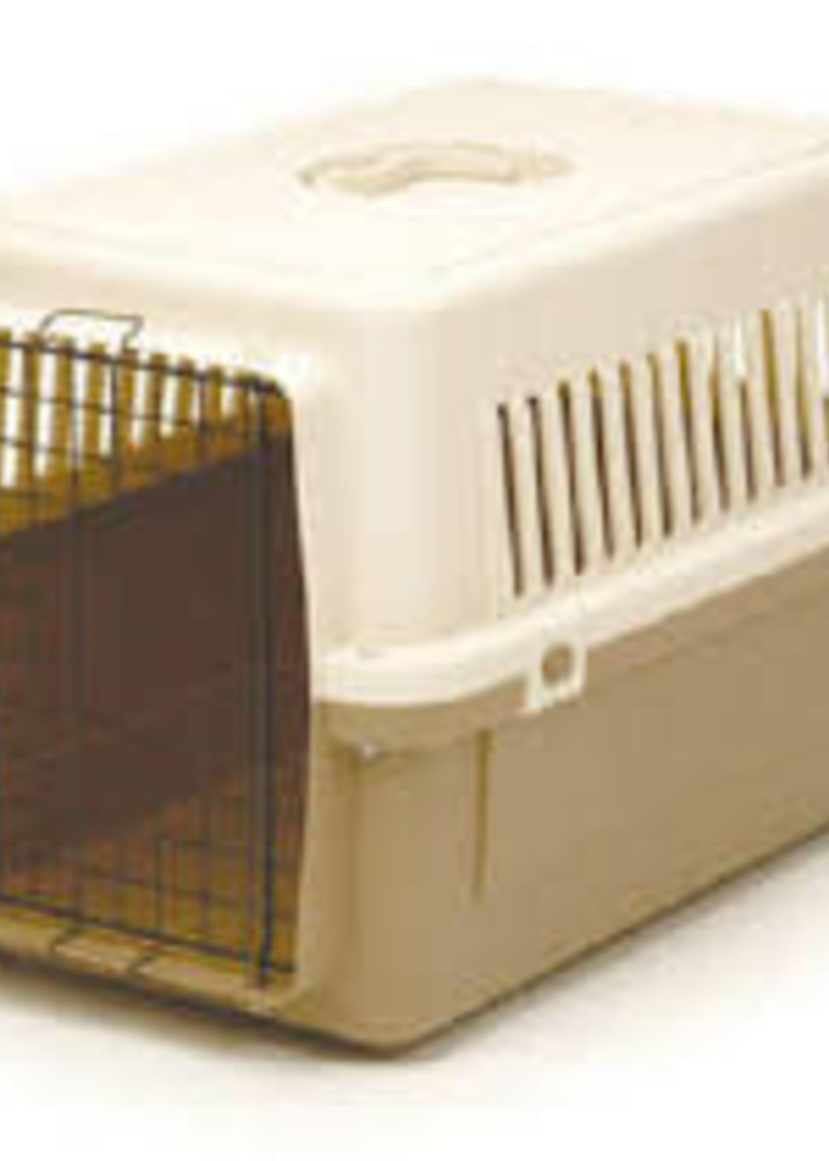 "Precision® Pet Products PRECISION CARGO KENNEL Tan 20""x14""x13"""