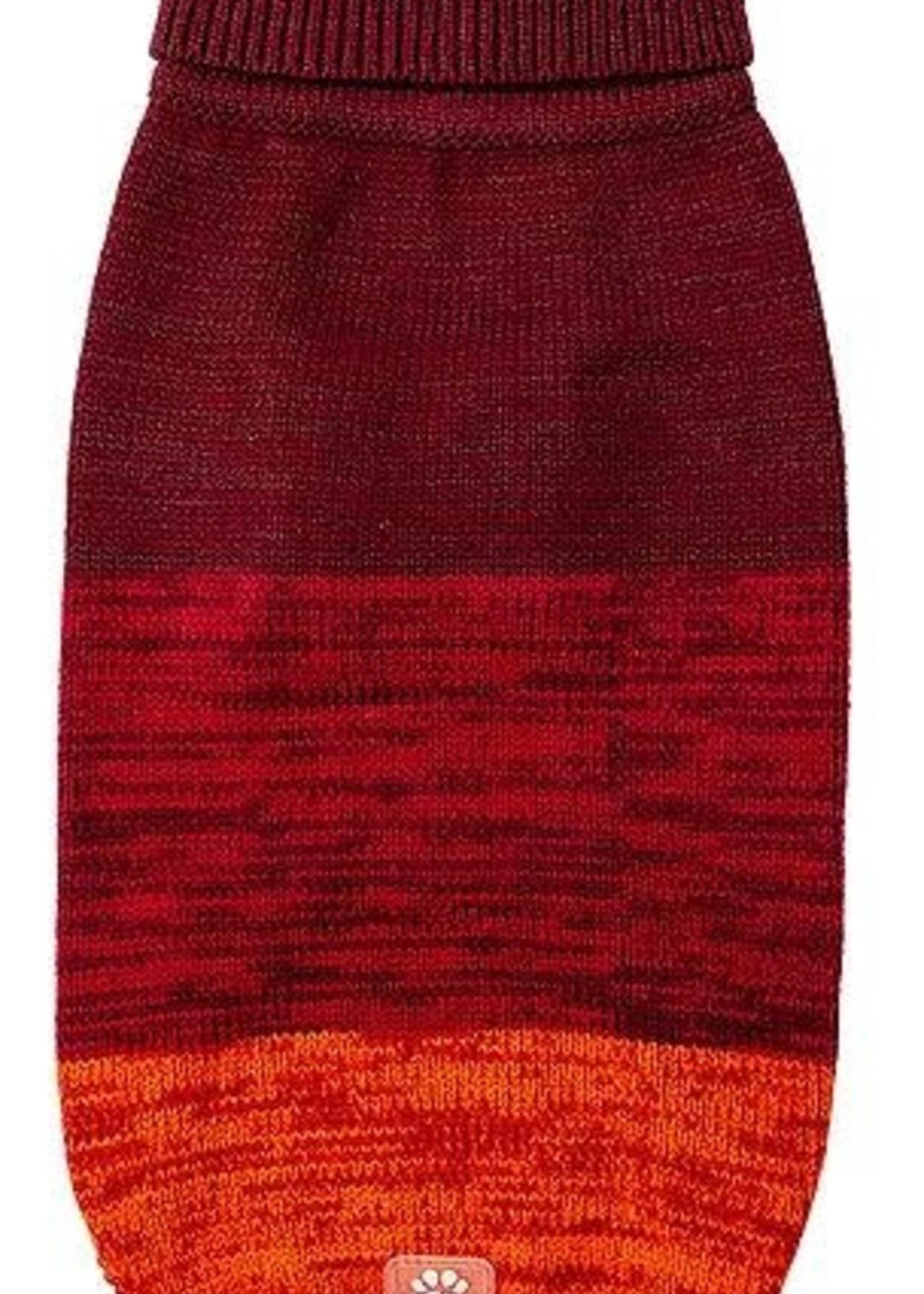 GF Pet® GF Pet Trail Sweater Dark Red XXLarge Dog