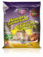 Martin little friends™ LITTLE FRIENDS HAMSTER & GERBIL 500g