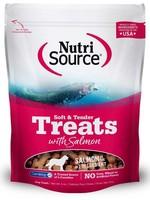 NUTRI SOURCE TENDER TREATS SALMON 6oz