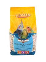 Sunseed® Vita Sunscription® Cockatiel & Lovebird 2.5lbs