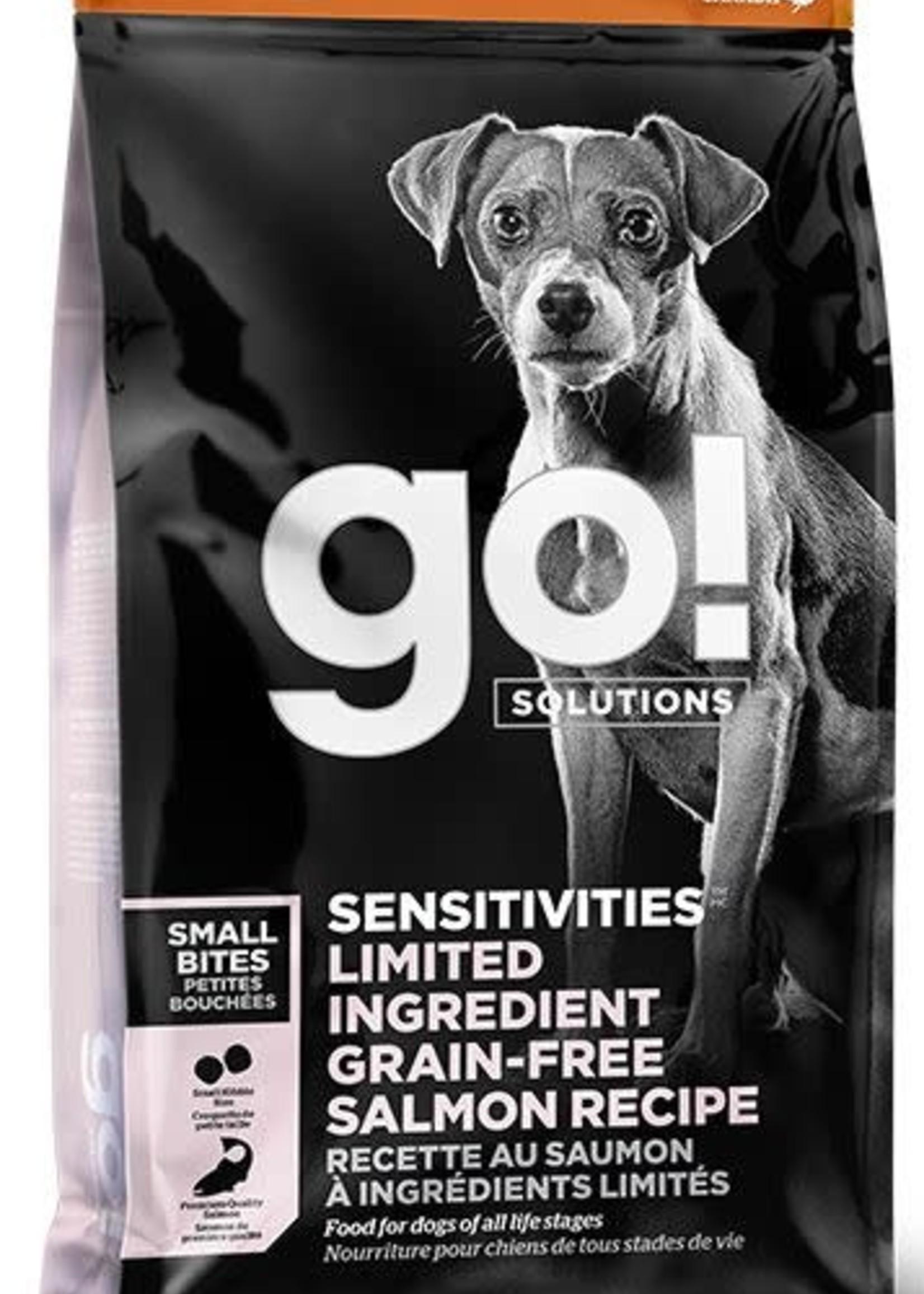 Go! Solutions™ GO! Small breed L.I.D. salmon grain free 3.5lb