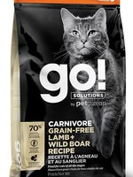 Go! Solutions™ Lamb + Wild Boar 8lbs