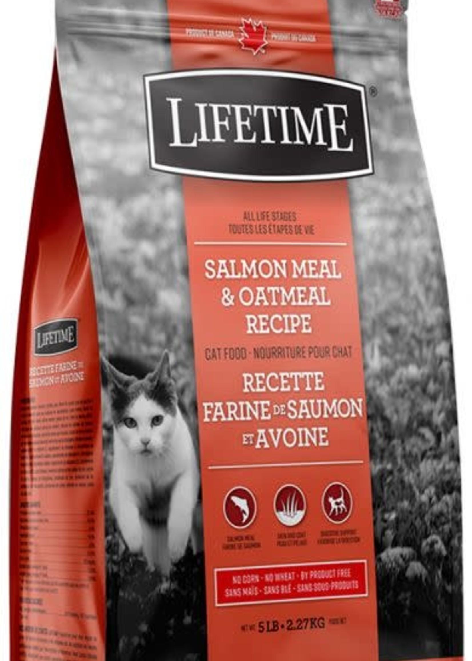 LifeTime® LifeTime Salmon Meal & Oatmeal Recipe 5lbs