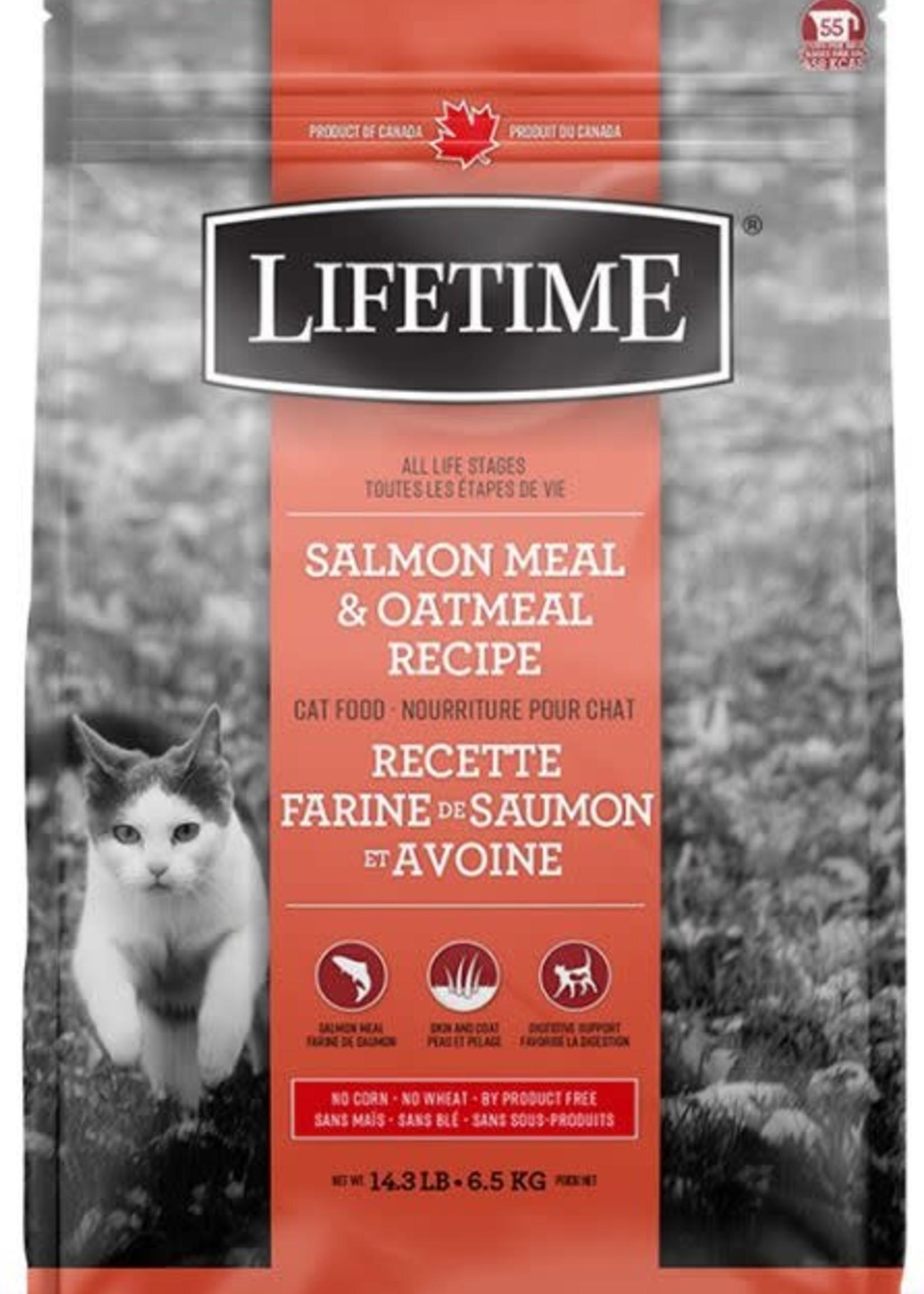 LifeTime® Lifetime Salmon Meal & Oatmeal Recipe 14lbs