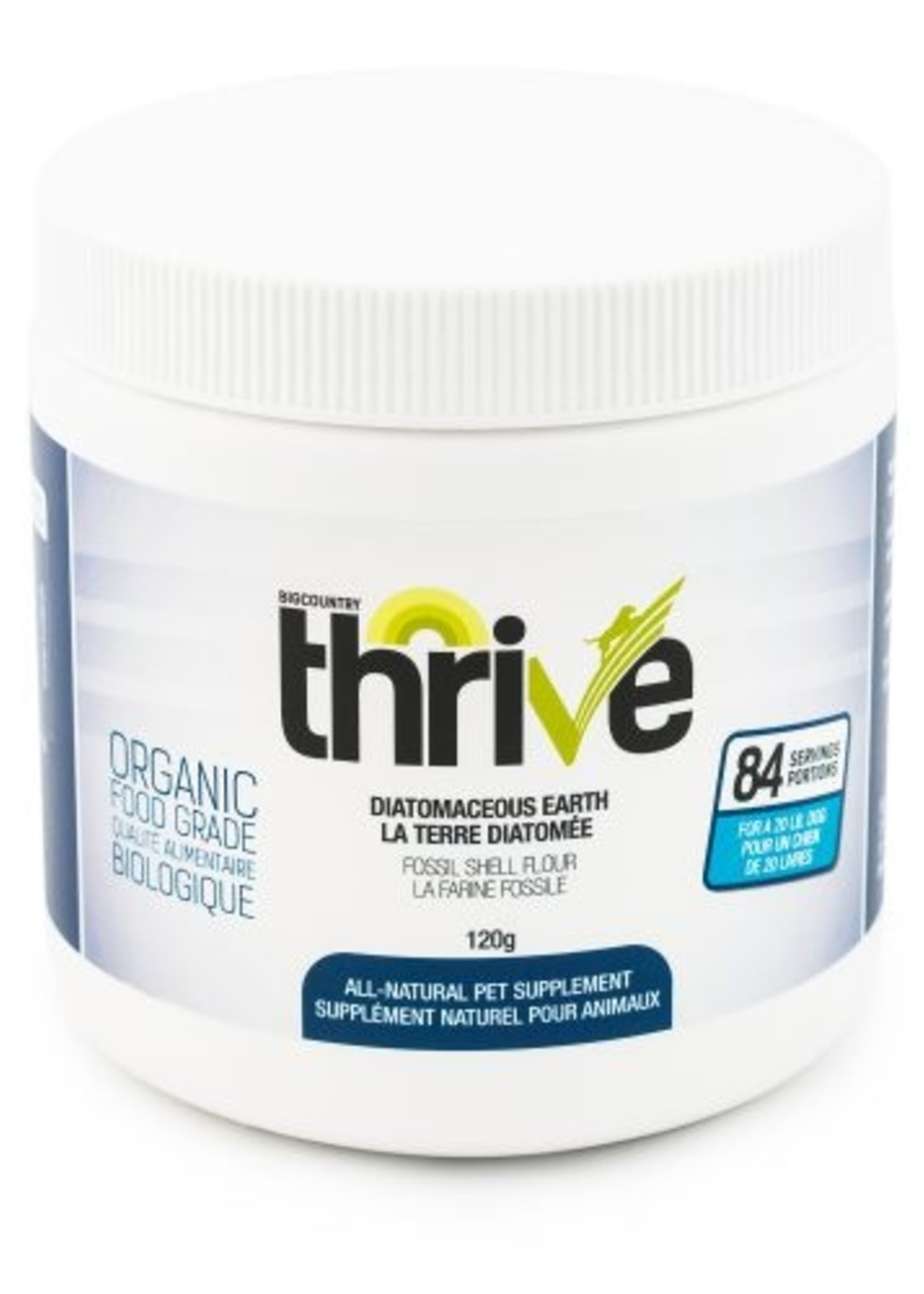 Thrive Thrive Diatomaceous Earth 120g
