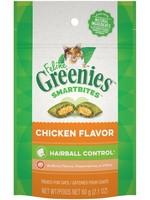 Greenies® SmartBites™ Hairball Control Chicken Flavor 2.1oz