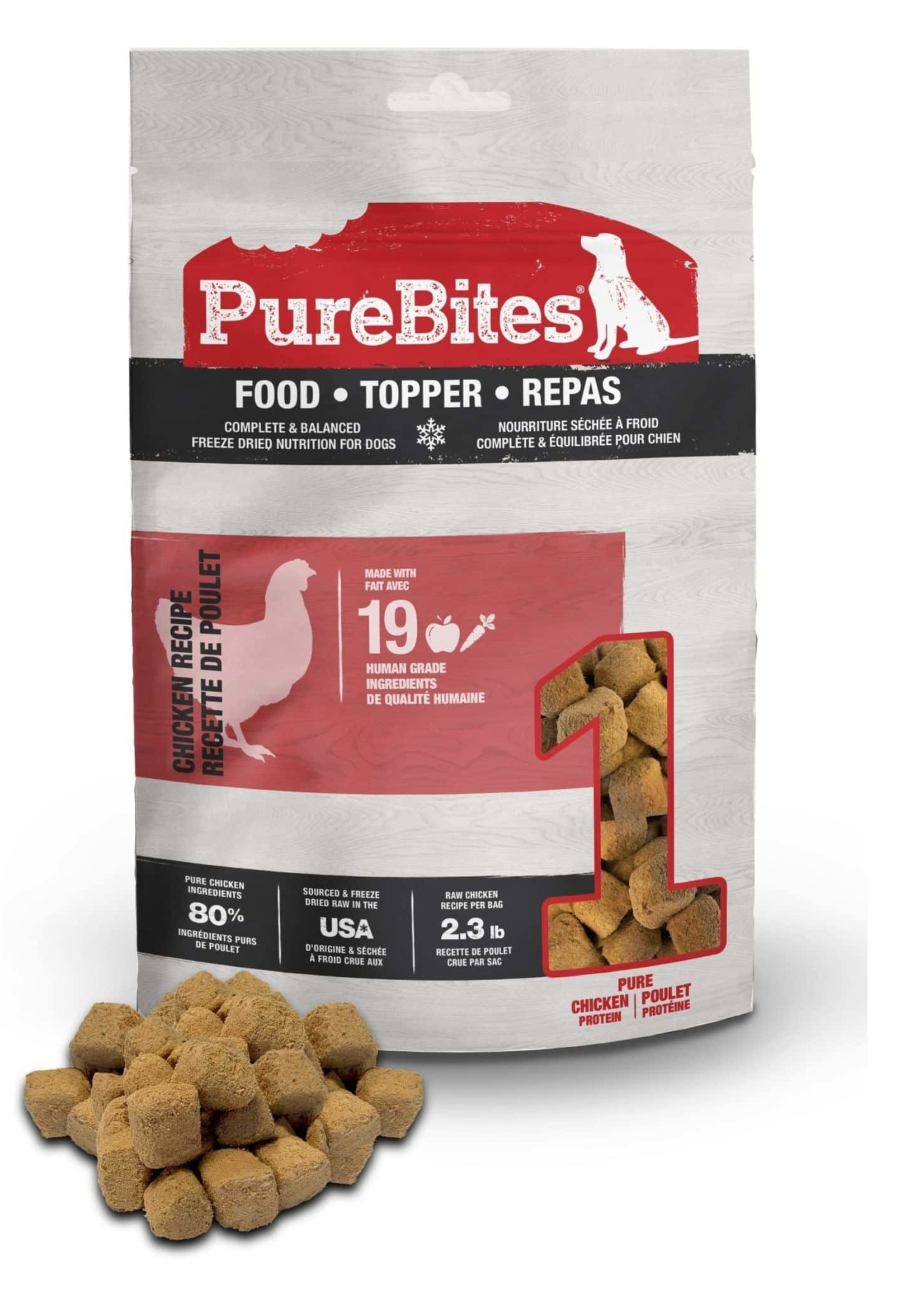 PureBites® PureBites Food Topper Chicken 3oz