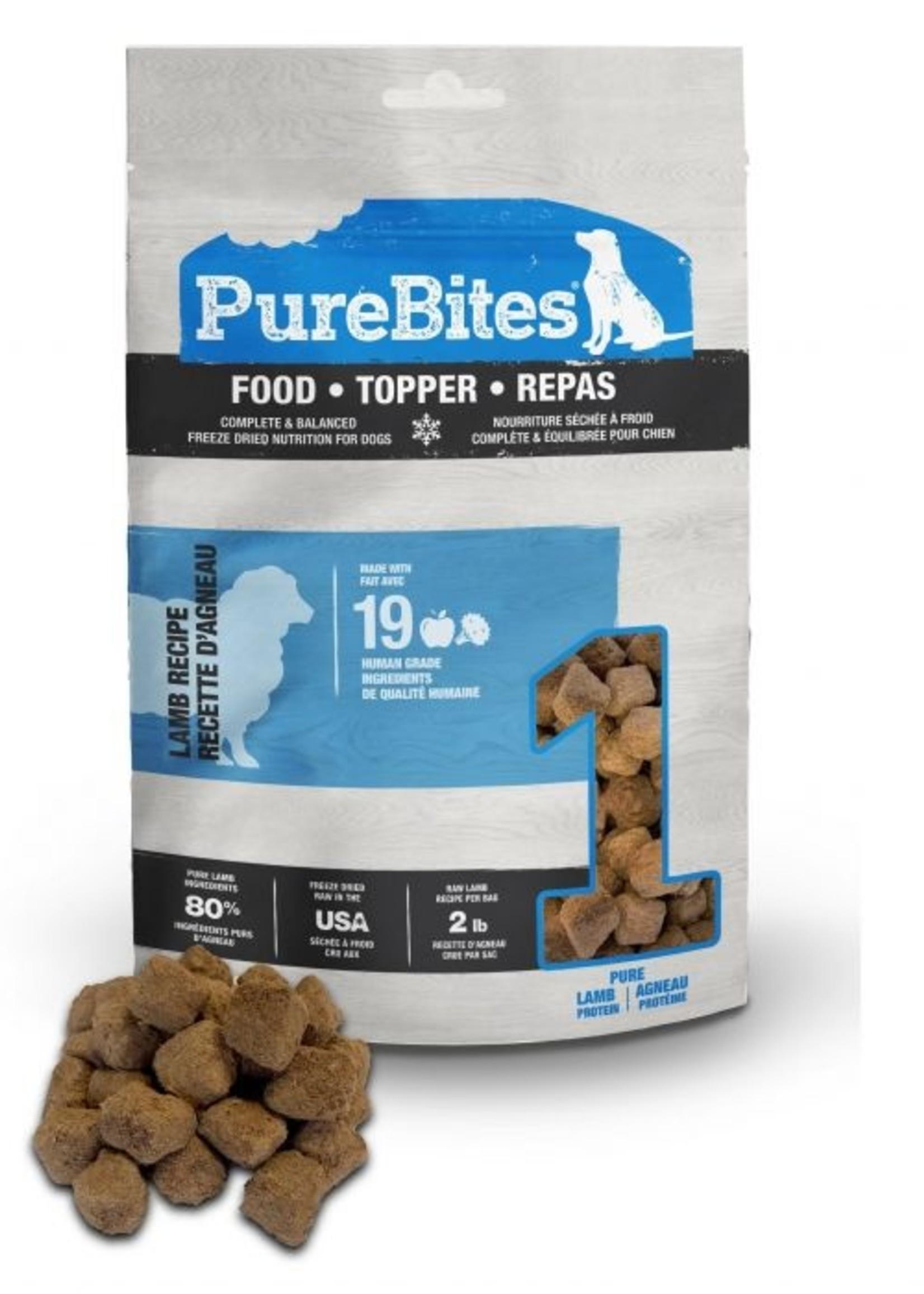 PureBites® PureBites Food Topper Lamb 3oz