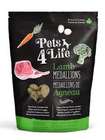 Pets4Life Lamb Medallions 3lbs