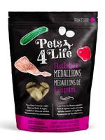 Pets4Life Rabbit Medallions 3lbs