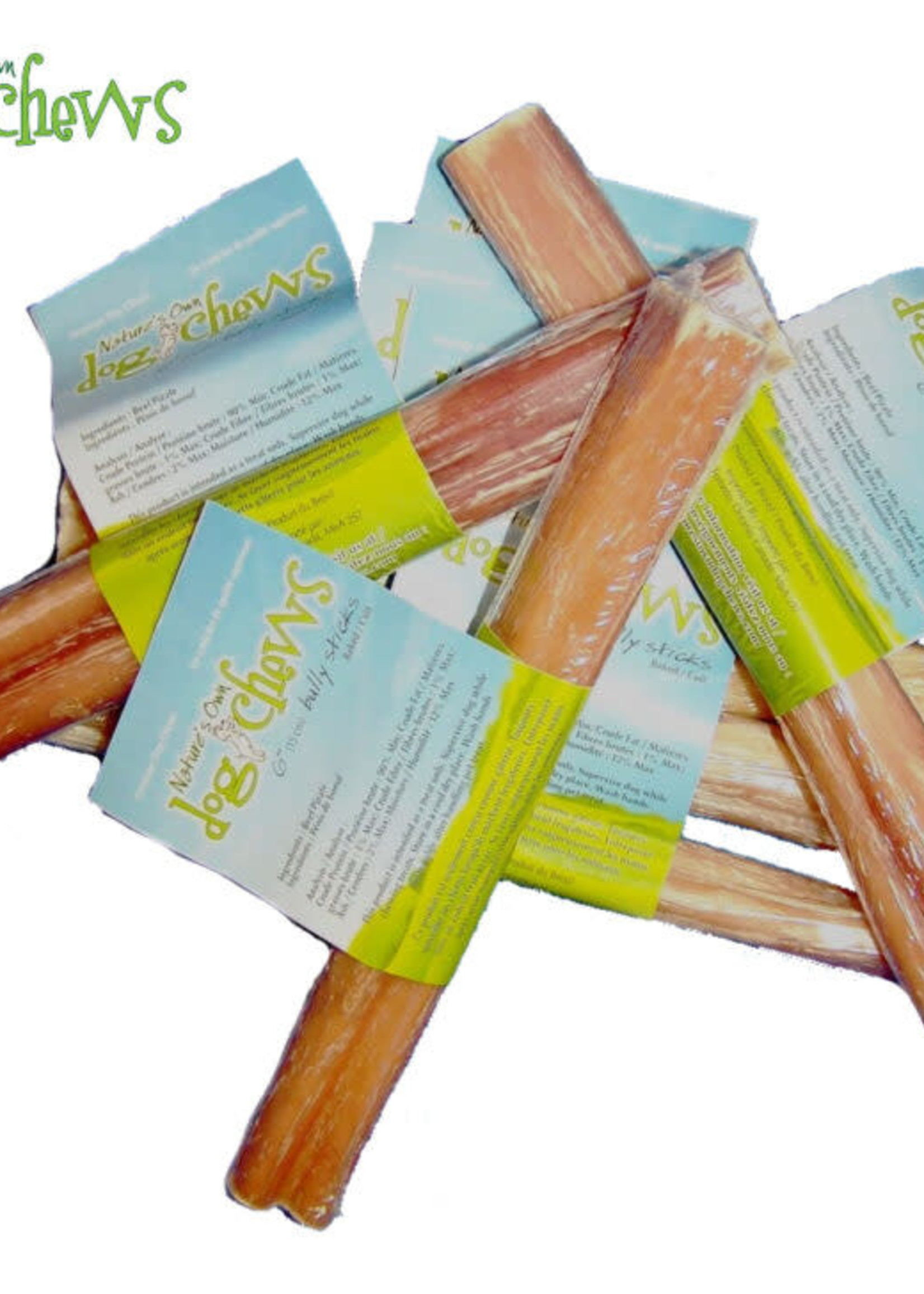 Nature's Own Odourfree Bully Stick 6″