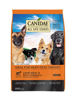 Canidae All Life Stages Lamb Meal & Rice 5lbs