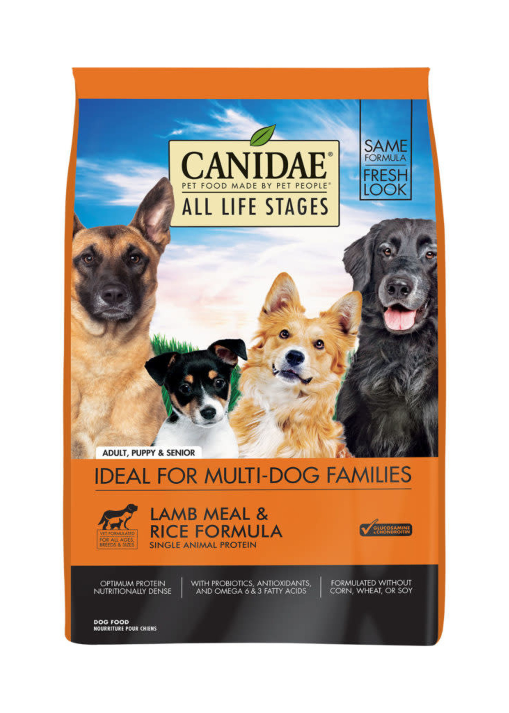 Canidae Canidae All Life Stages Lamb Meal & Rice Formula 5lbs