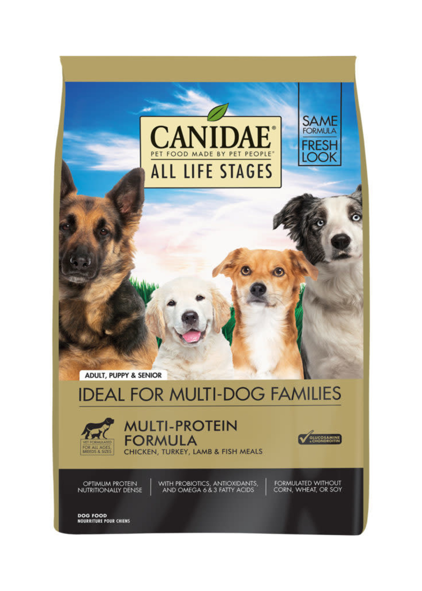 Canidae Canidae All Life Stages Multi-Protein Formula 5lbs