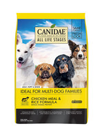 Canidae All Life Stages Chicken Meal & Rice 5lbs