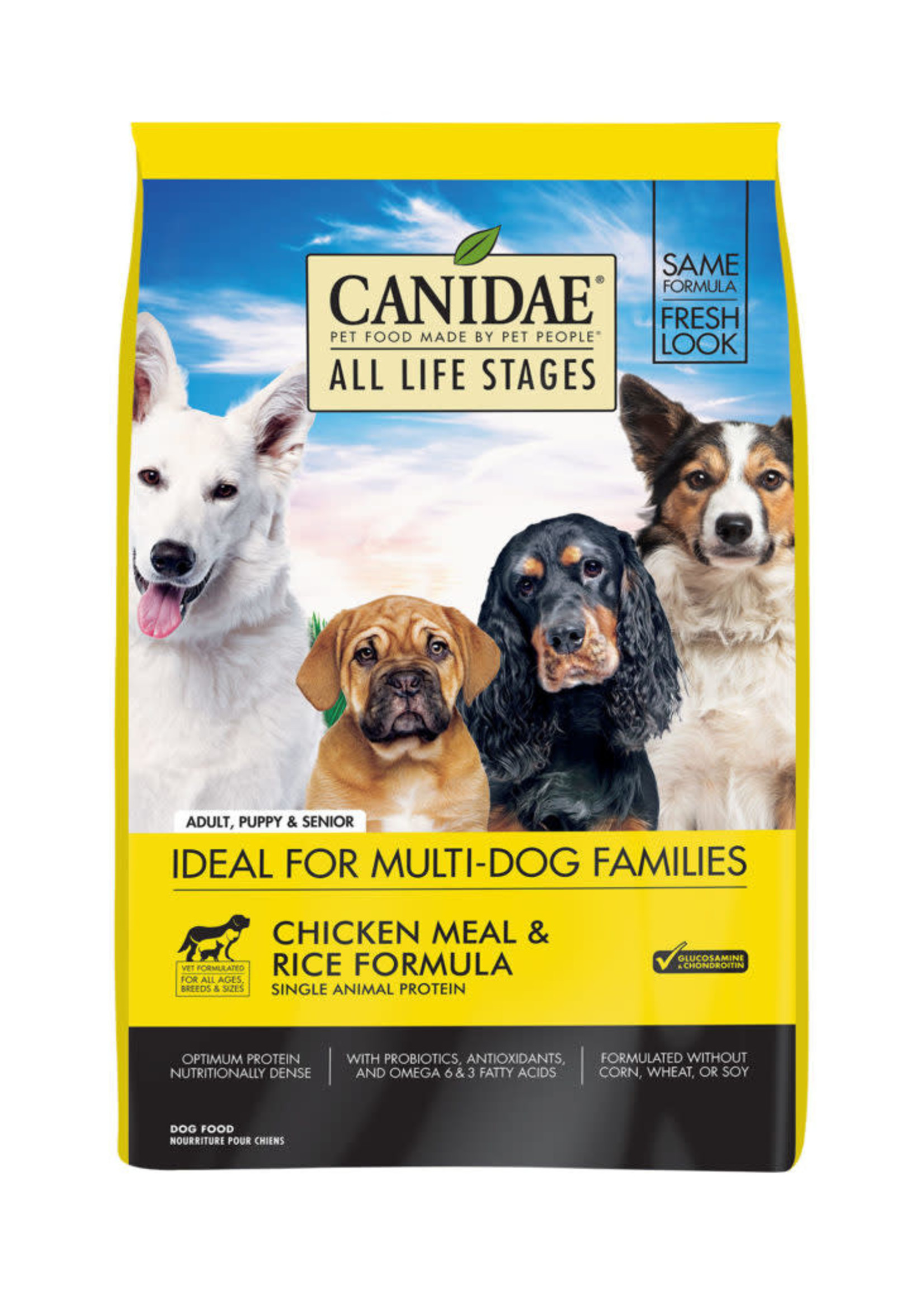 Canidae Canidae All Life Stages Chicken Meal & Rice Formula 5lbs