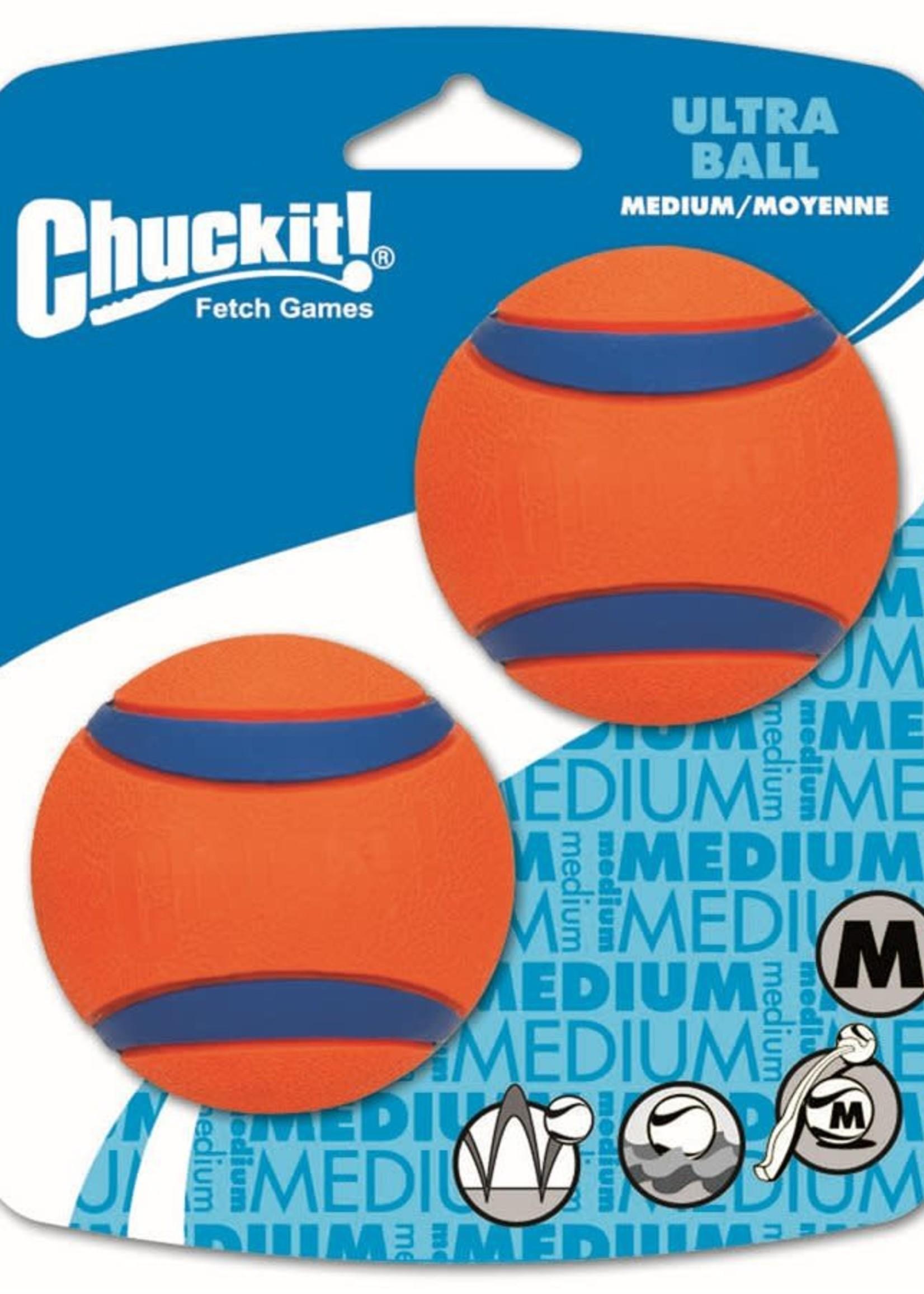 Chuckit!® Chuckit! Ultra Ball 2pk Medium