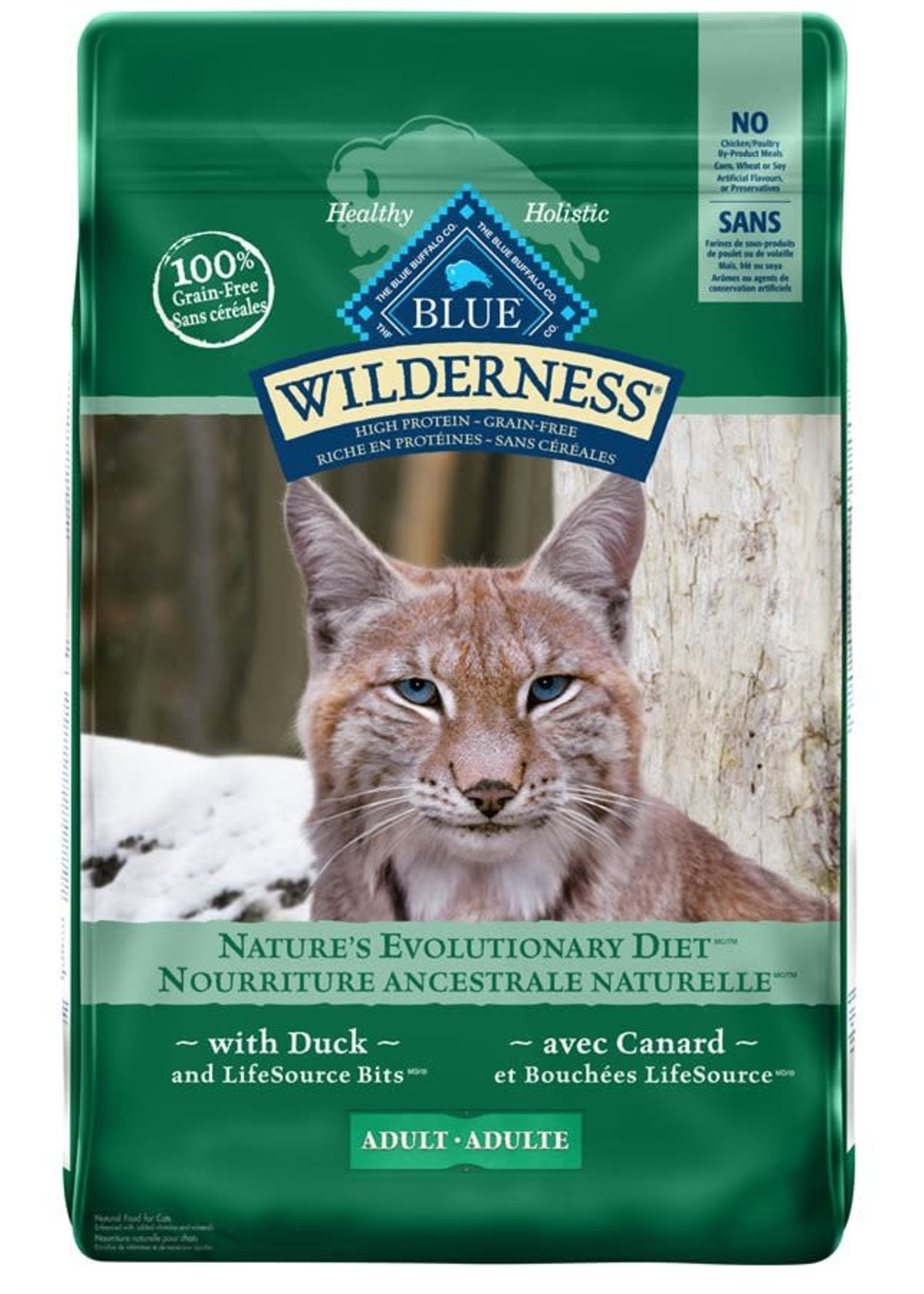 Blue® Blue® Wilderness™ Adult with Duck and LifeSource Bits™ 5lbs