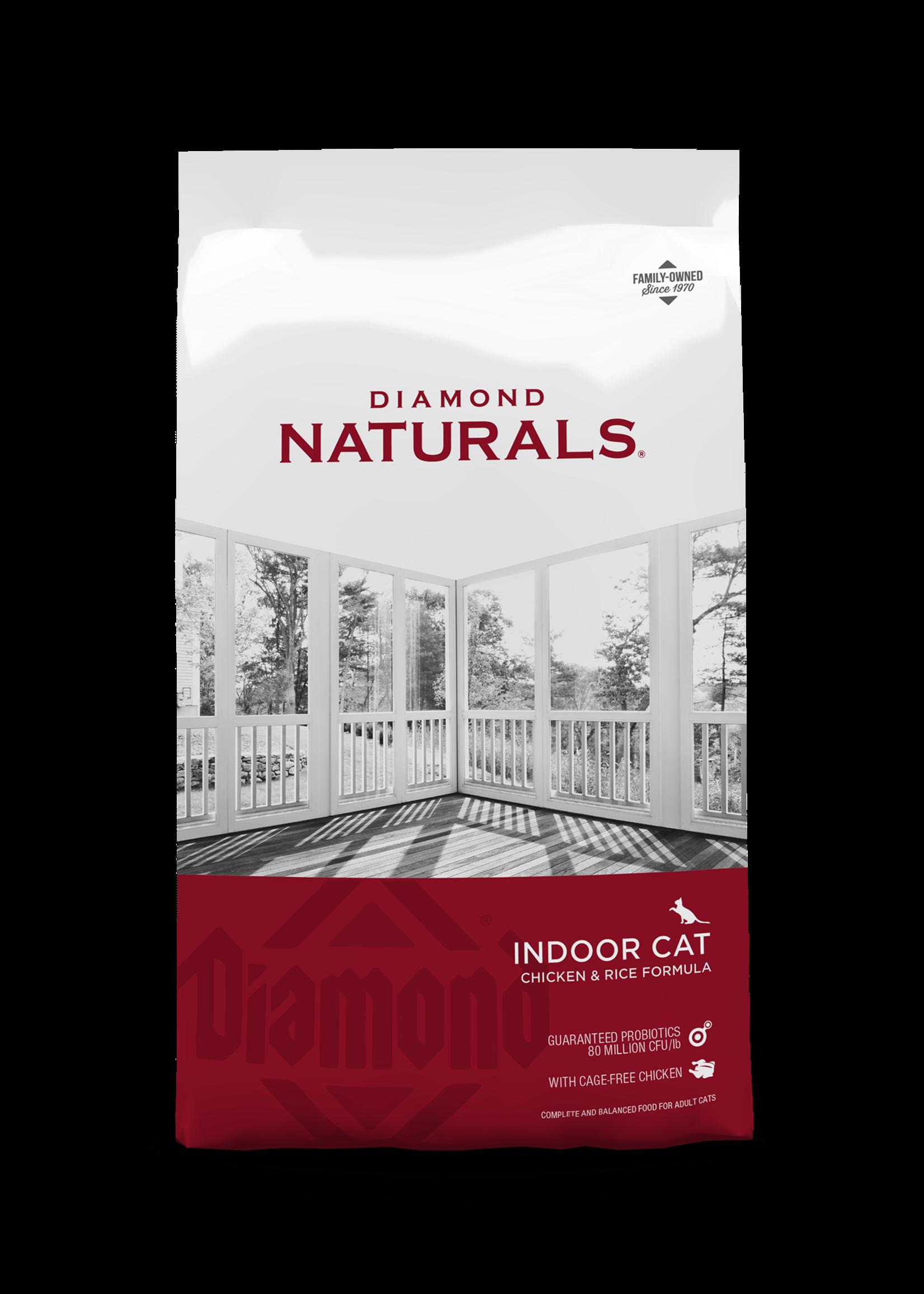 Diamond Naturals Diamond Naturals Indoor Chicken & Rice Formula 18lbs
