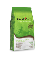 FirstMate Free Range Lamb & Oats 25lbs