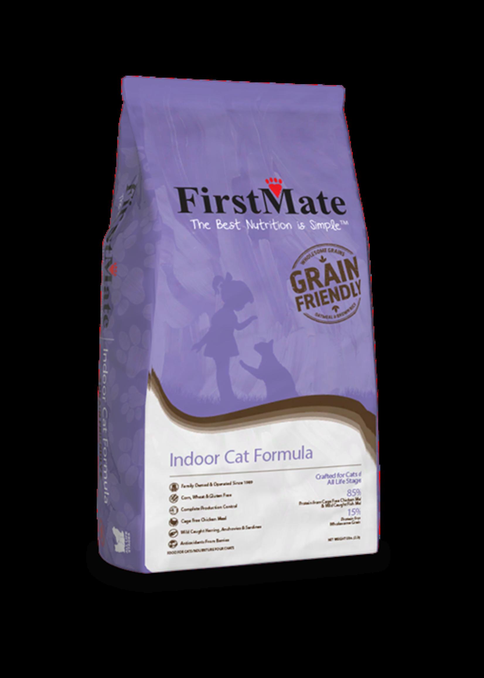FirstMate FirstMaste Indoor Cat Formula 13lbs