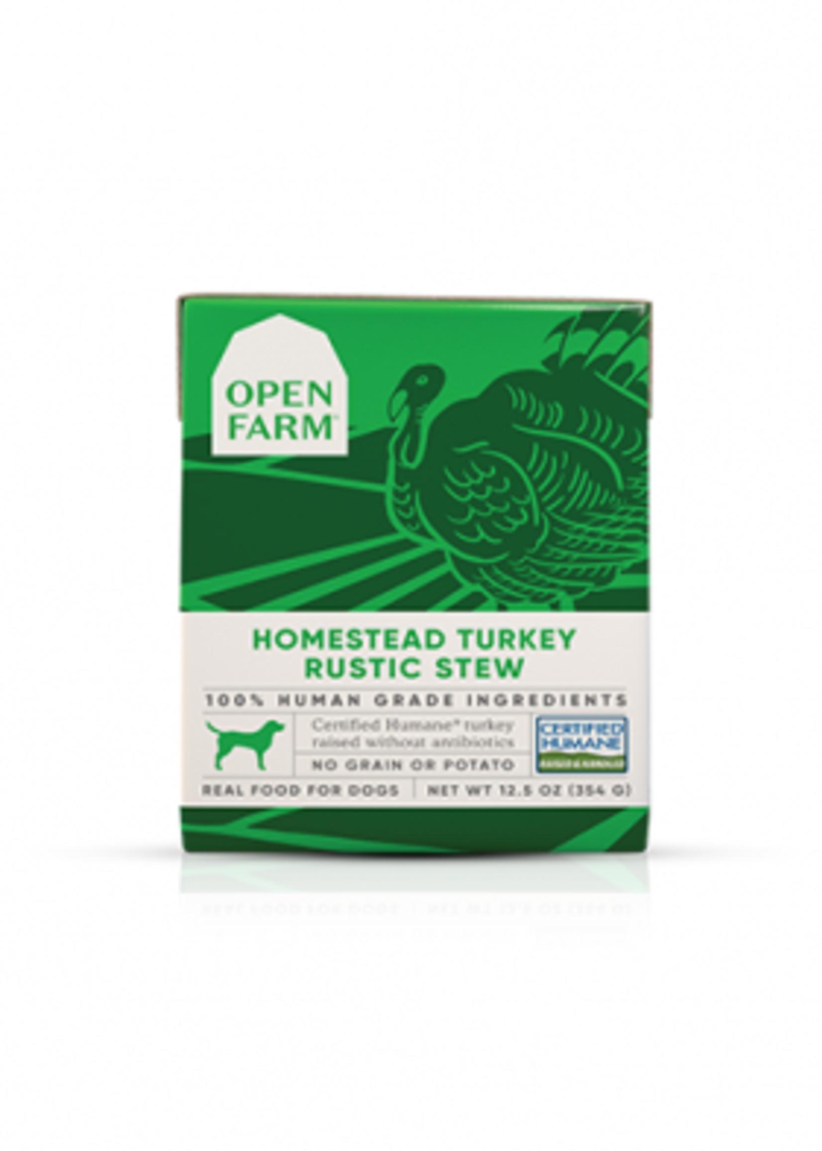 Open Farm® OPEN FARM RUSTIC STEW TURKEY DOG
