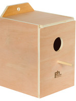 PREVUE HENDRYX Large Keet Nest Box - Inside Mount