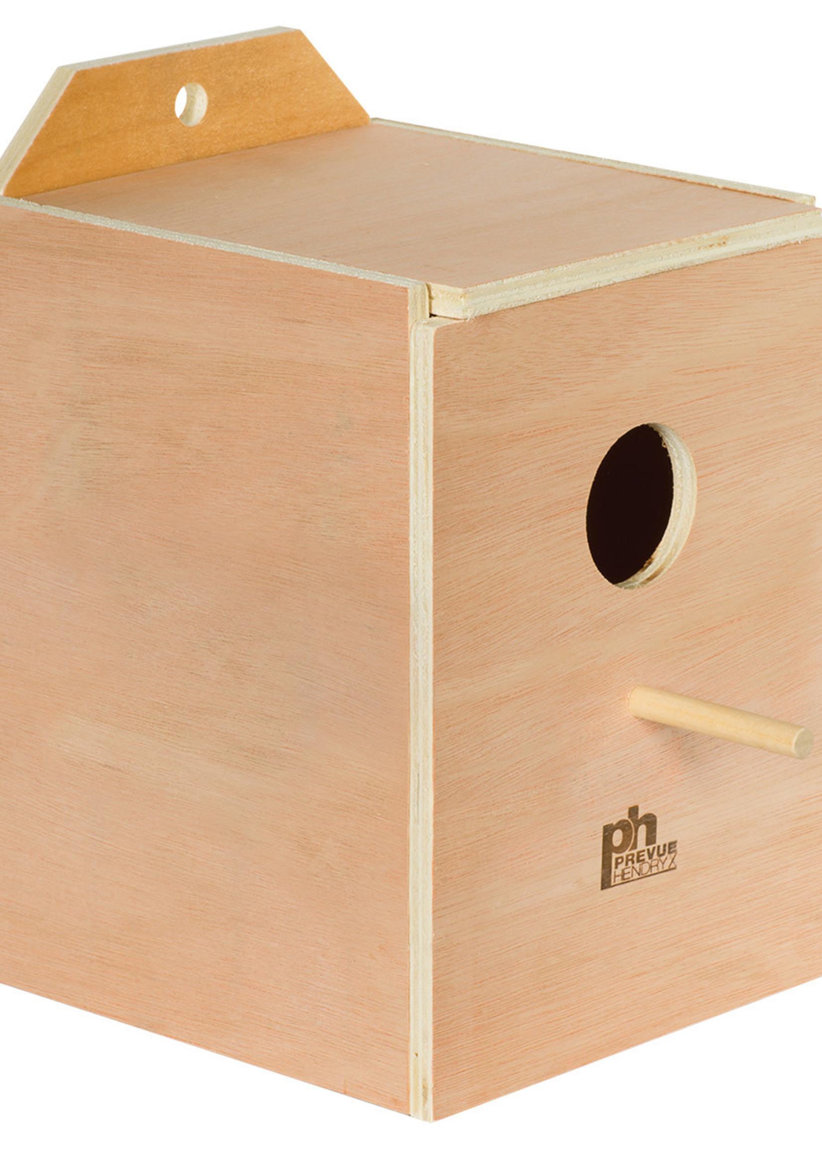 Prevue Hendryx™ Large Keet Nest Box - Inside Mount