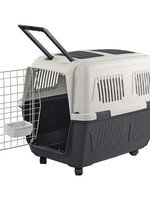 ANIMAL TREASURES A.T. PET TRAVEL KENNEL LARGE