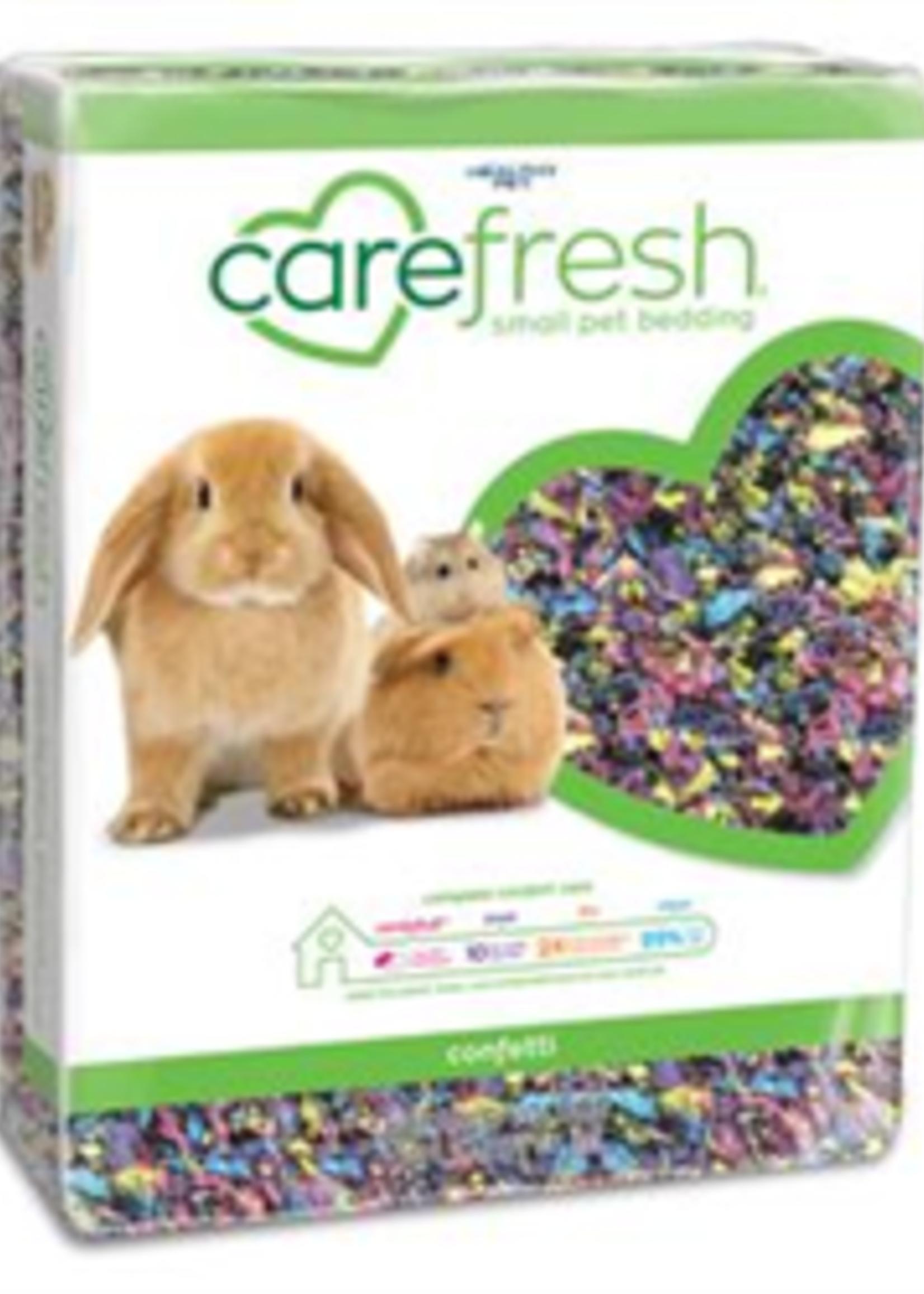 Carefresh® Small Pet Bedding Confetti 50L