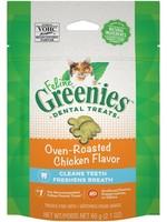 Greenies® Oven-Roasted Chicken Flavor Dental Treat 2.1oz