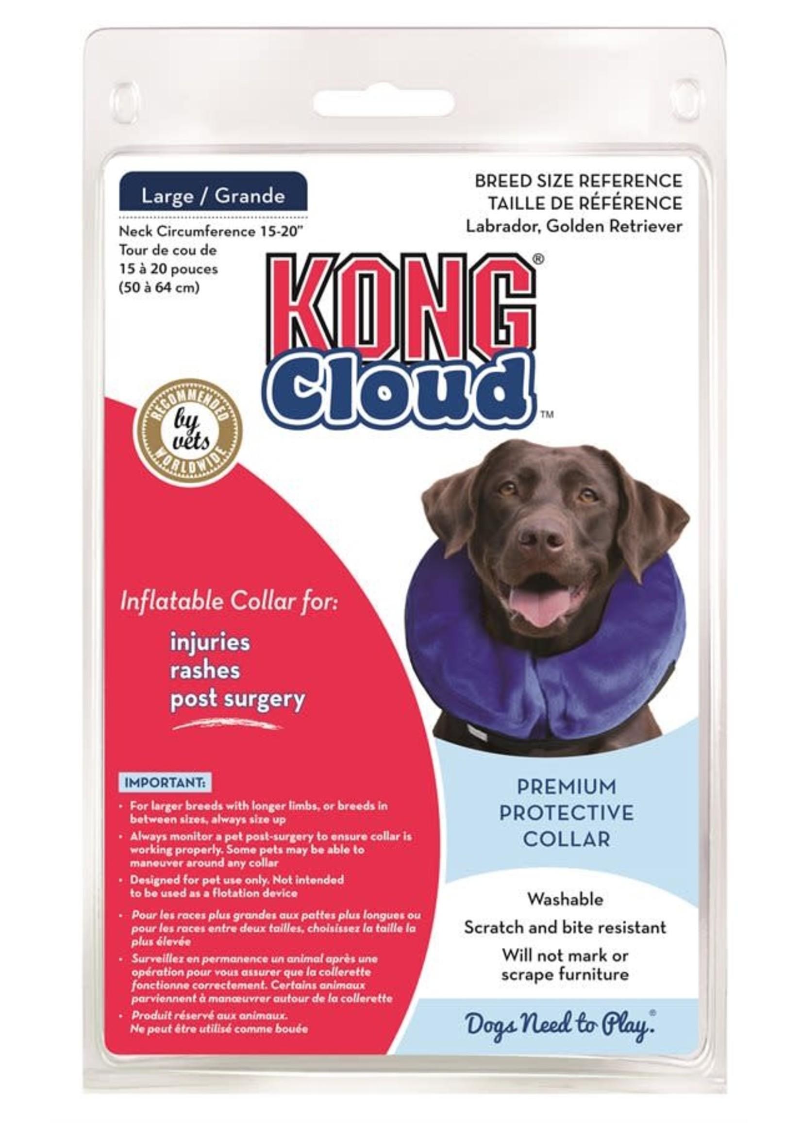 Kong® Kong Cloud Collar Large