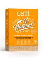 Catit® PEAHUSK LITTER 14L BOX