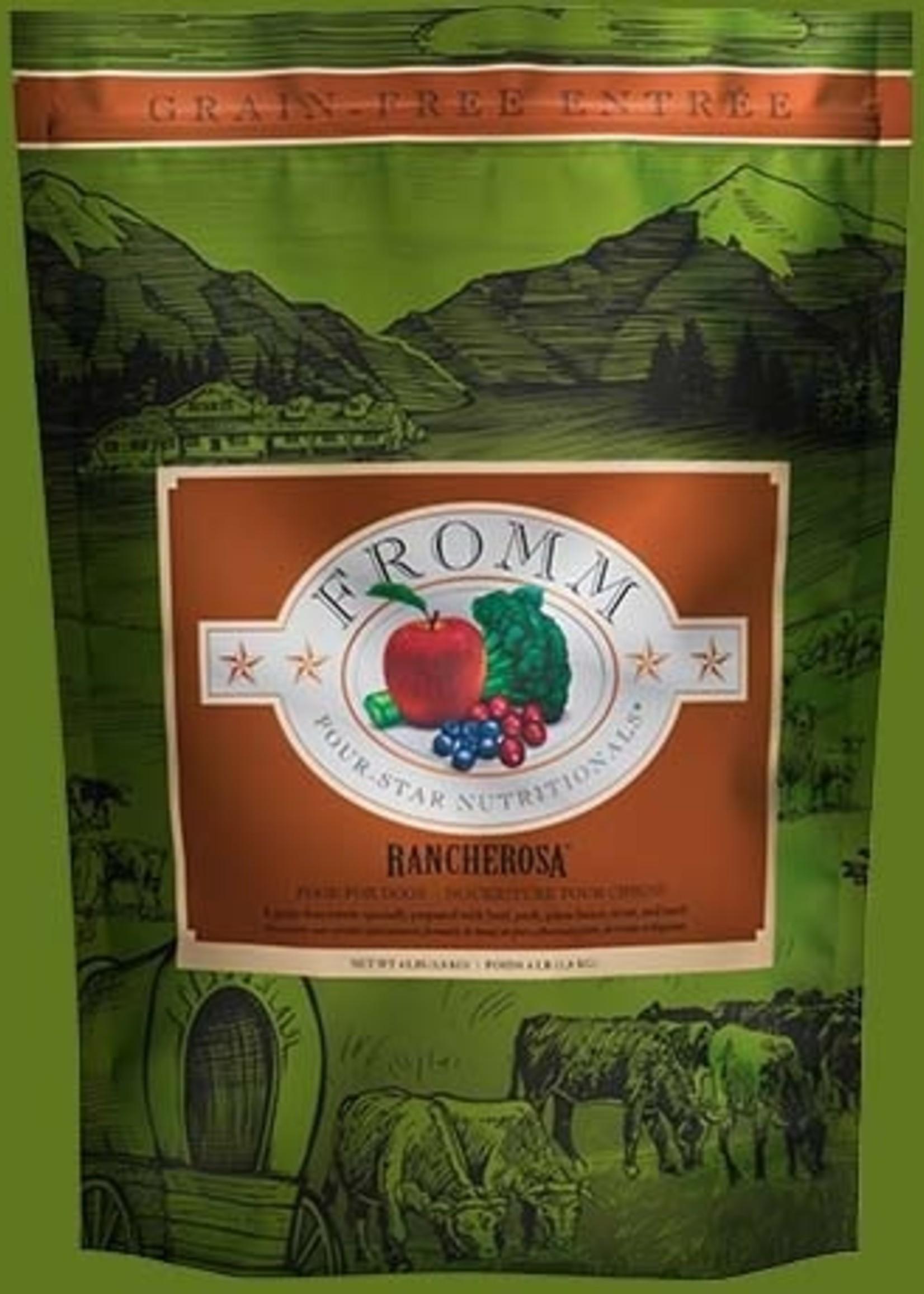 Fromm Fromm Four-Star Rancherosa® Recipe