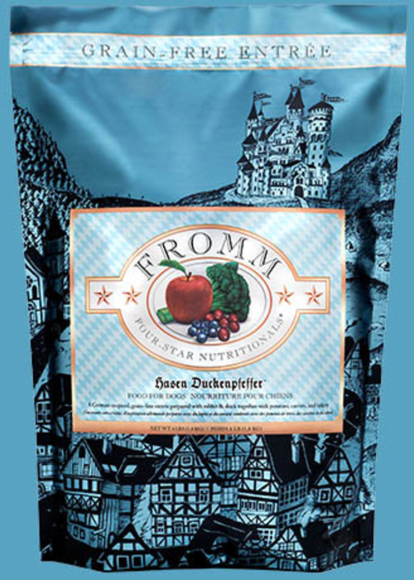 Fromm® Fromm Four-Star Hasen Duckenpfeffer® Recipe