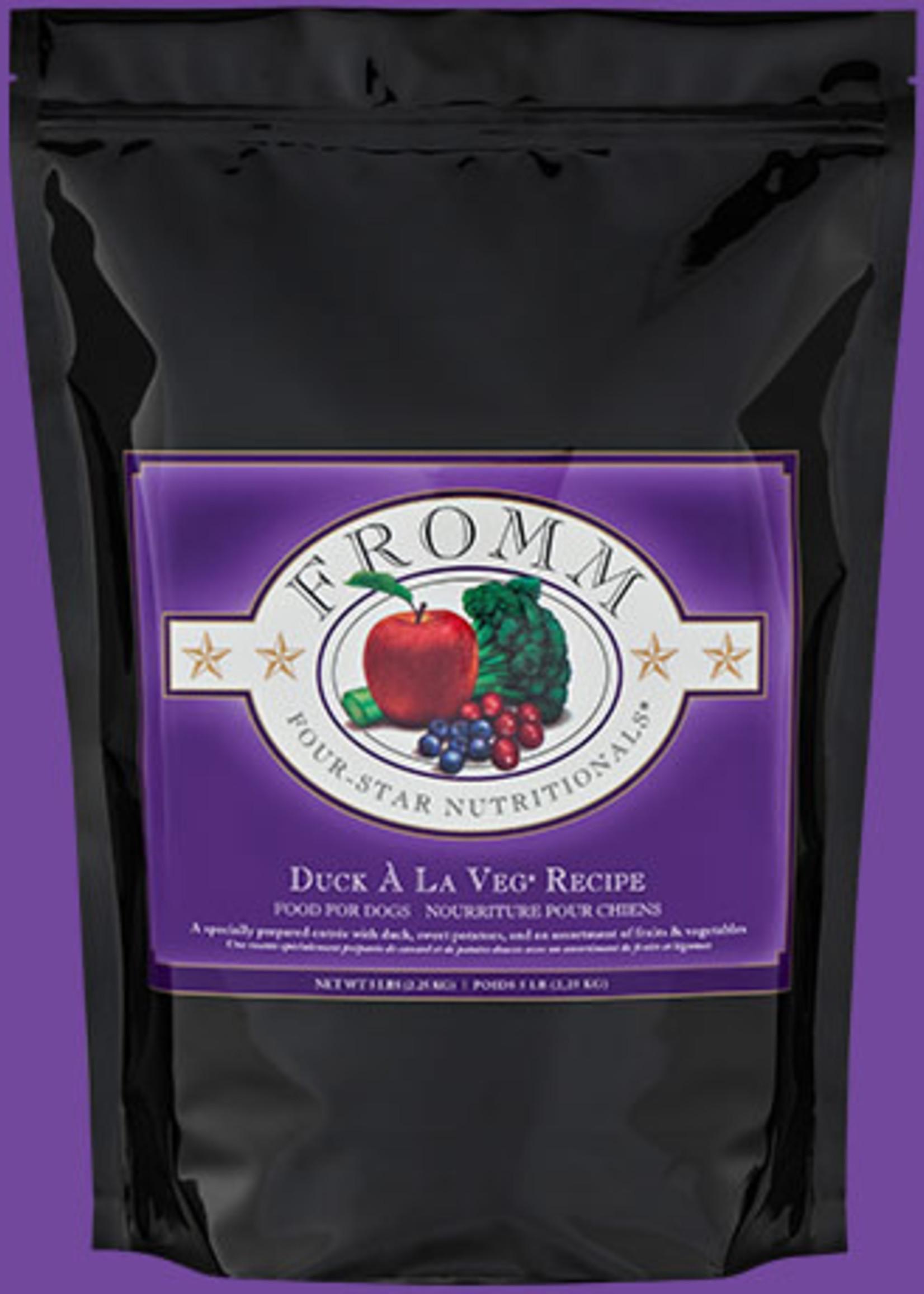 Fromm Fromm Four-Star Duck À La Veg® Recipe