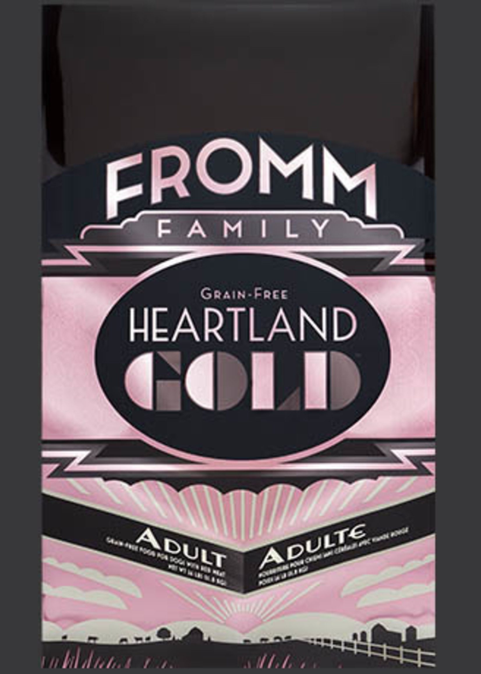 Fromm Fromm G.F. Heartland Gold Adult 26lbs