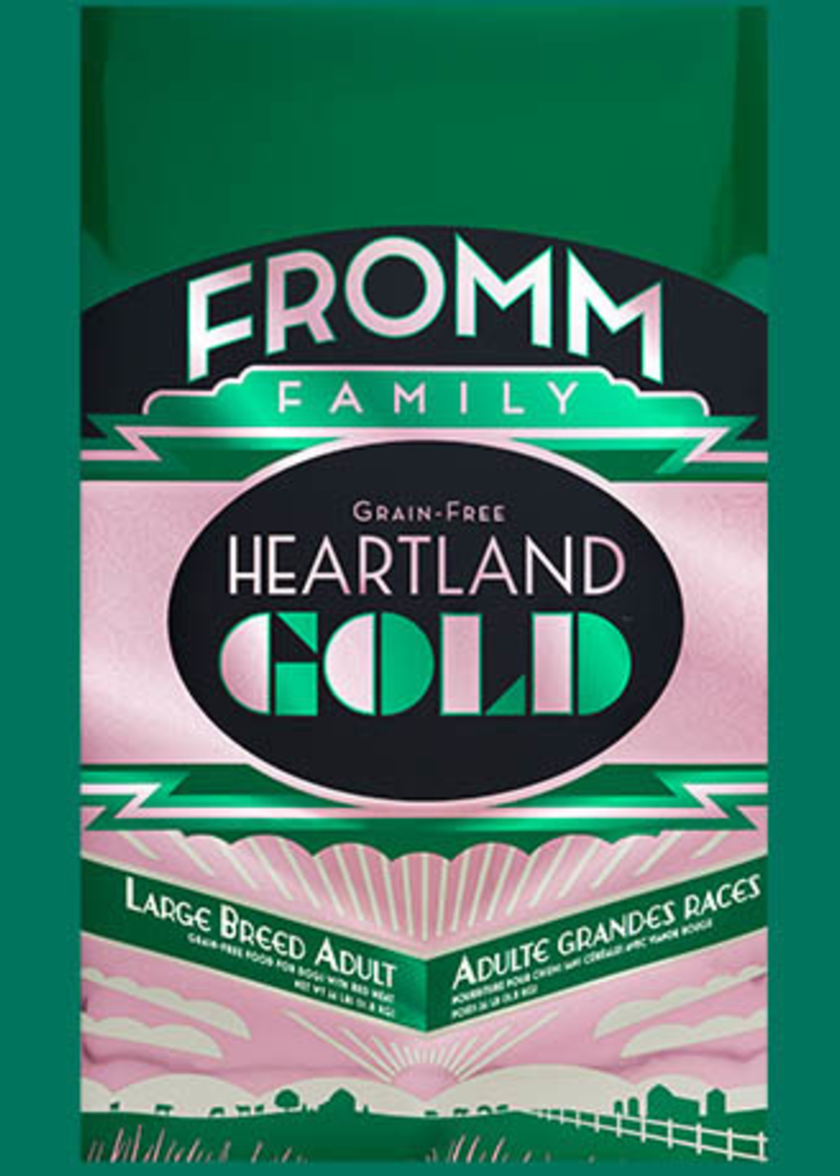 Fromm Fromm G.F. Heartland Gold Large Breed Adult 26lbs