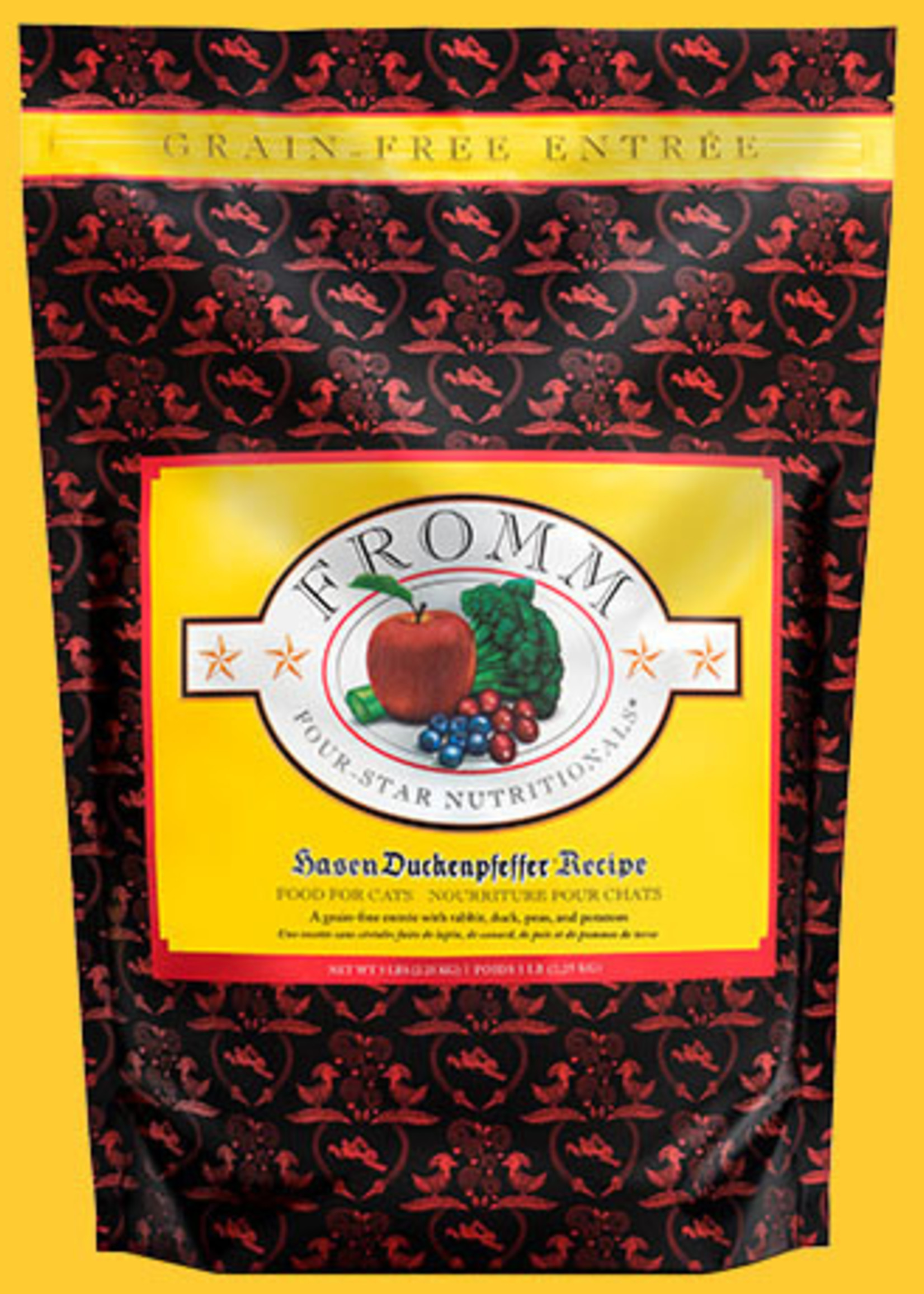 Fromm Fromm Four-Star Hasen Duckenpfeffer® Recipe