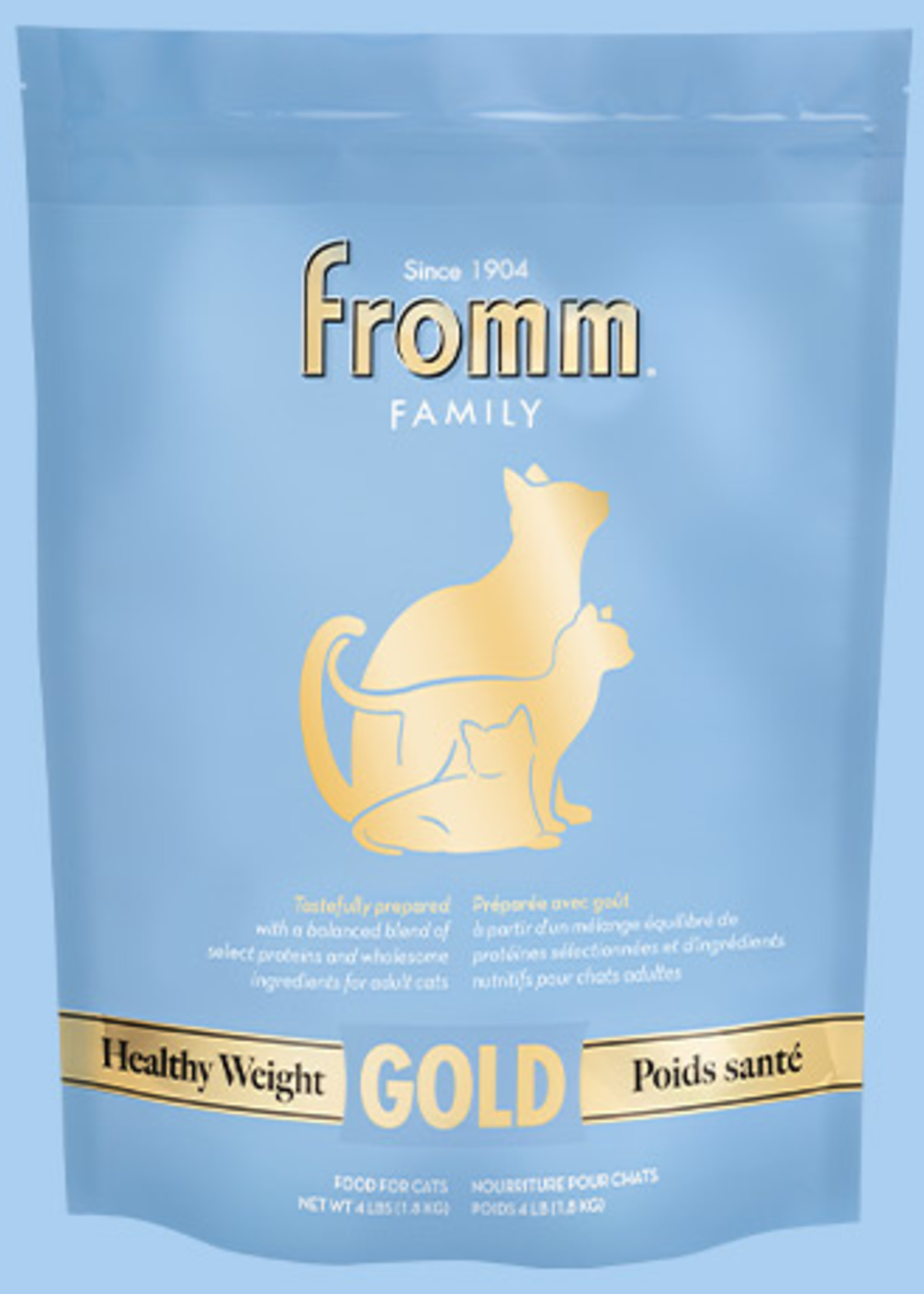 Fromm Fromm Healthy Weight Gold