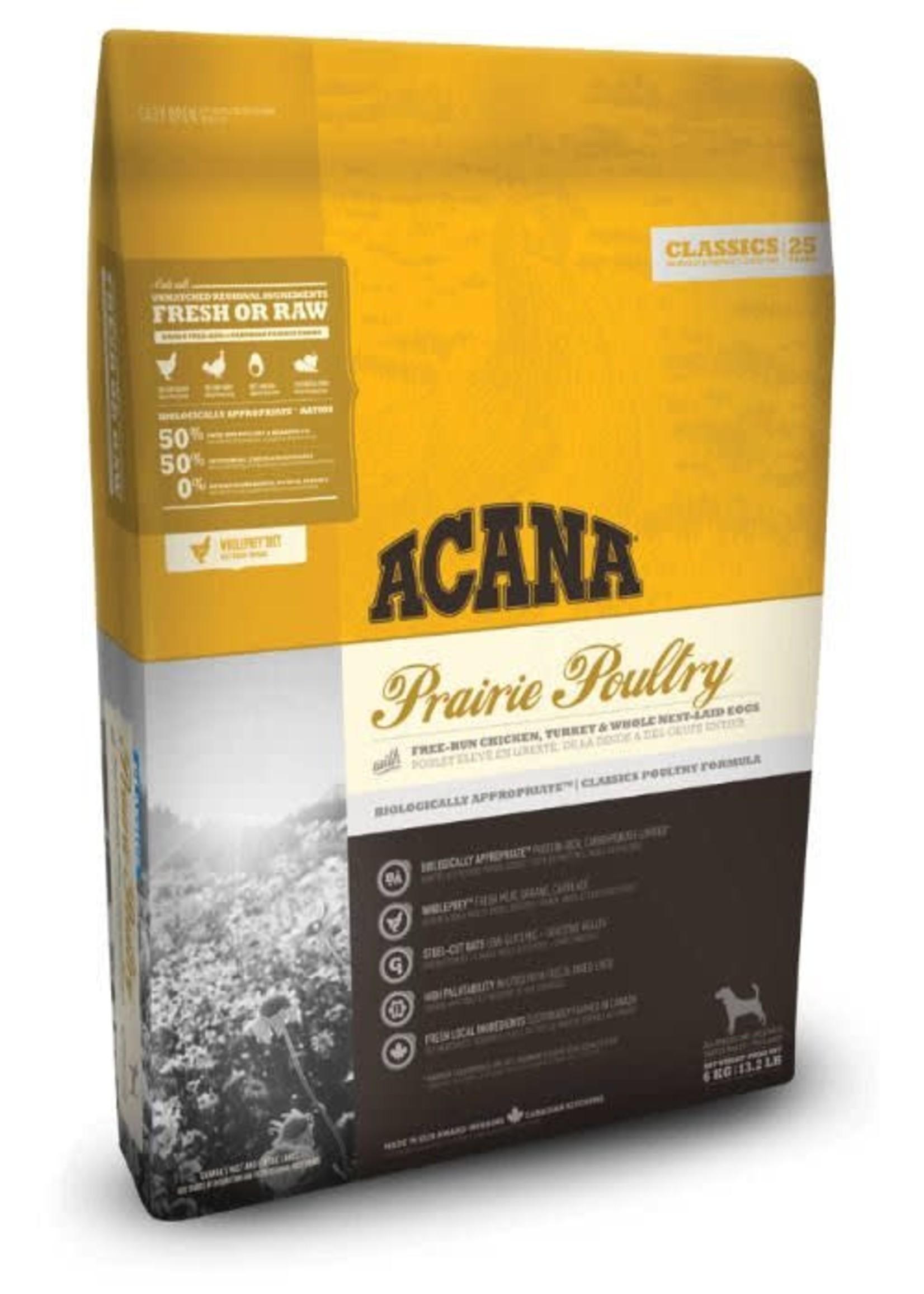 Acana® Acana Classics Prairie Poultry