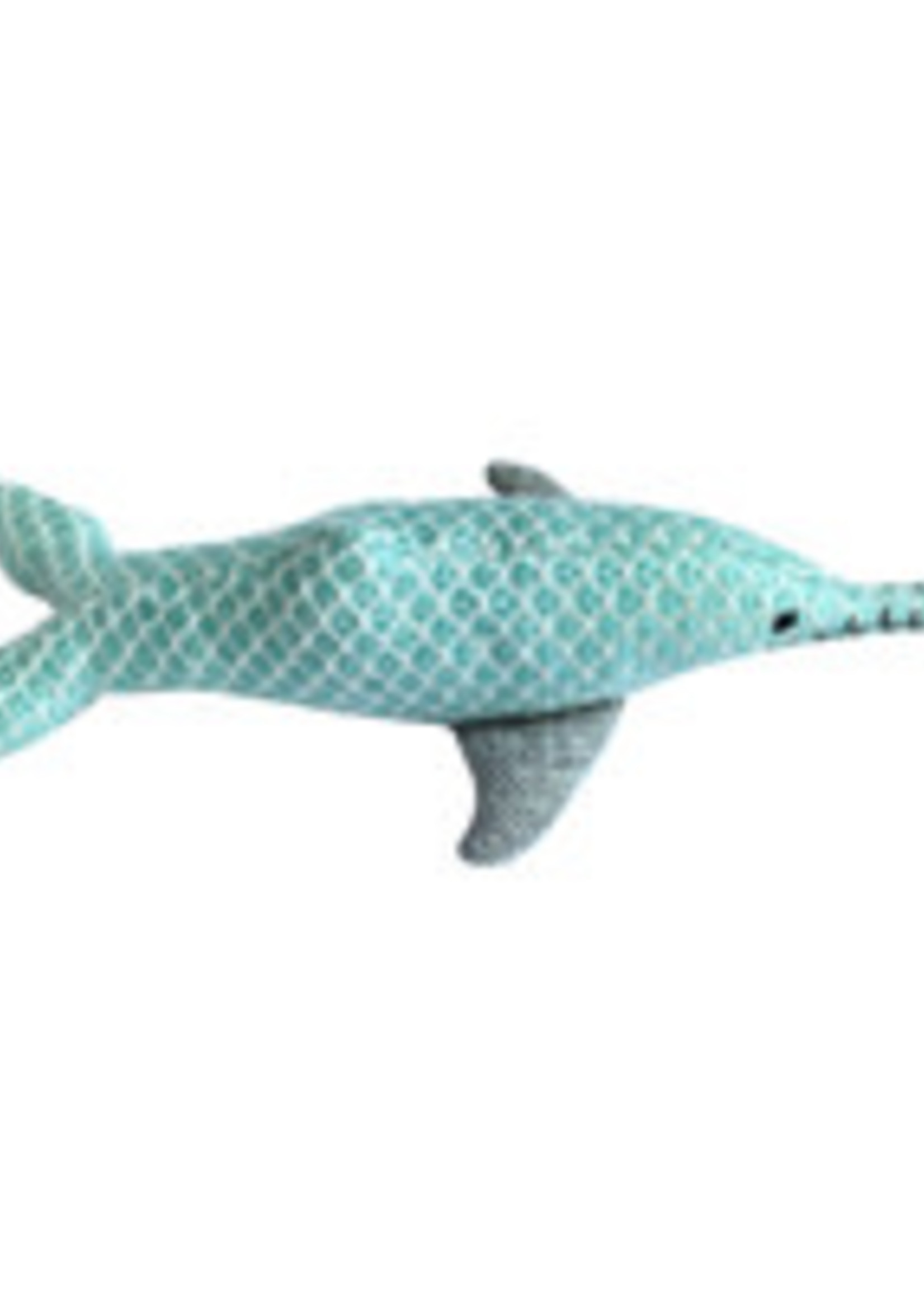 RESPLOOT India Ganges Dolphin Dog Toy