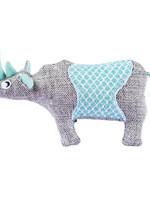 RESPLOOT Africa Black Rhinoceros Dog Toy