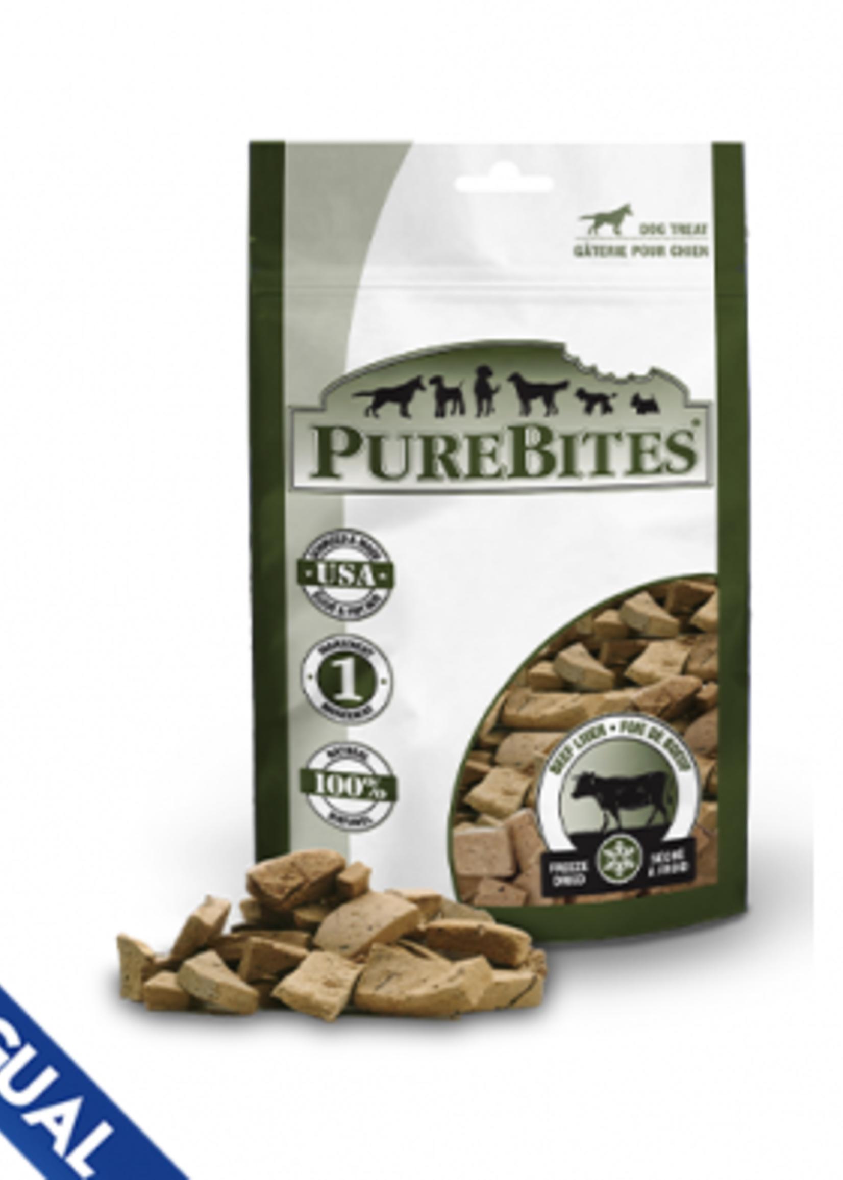 PureBites® Freeze Dried Beef Liver 250g