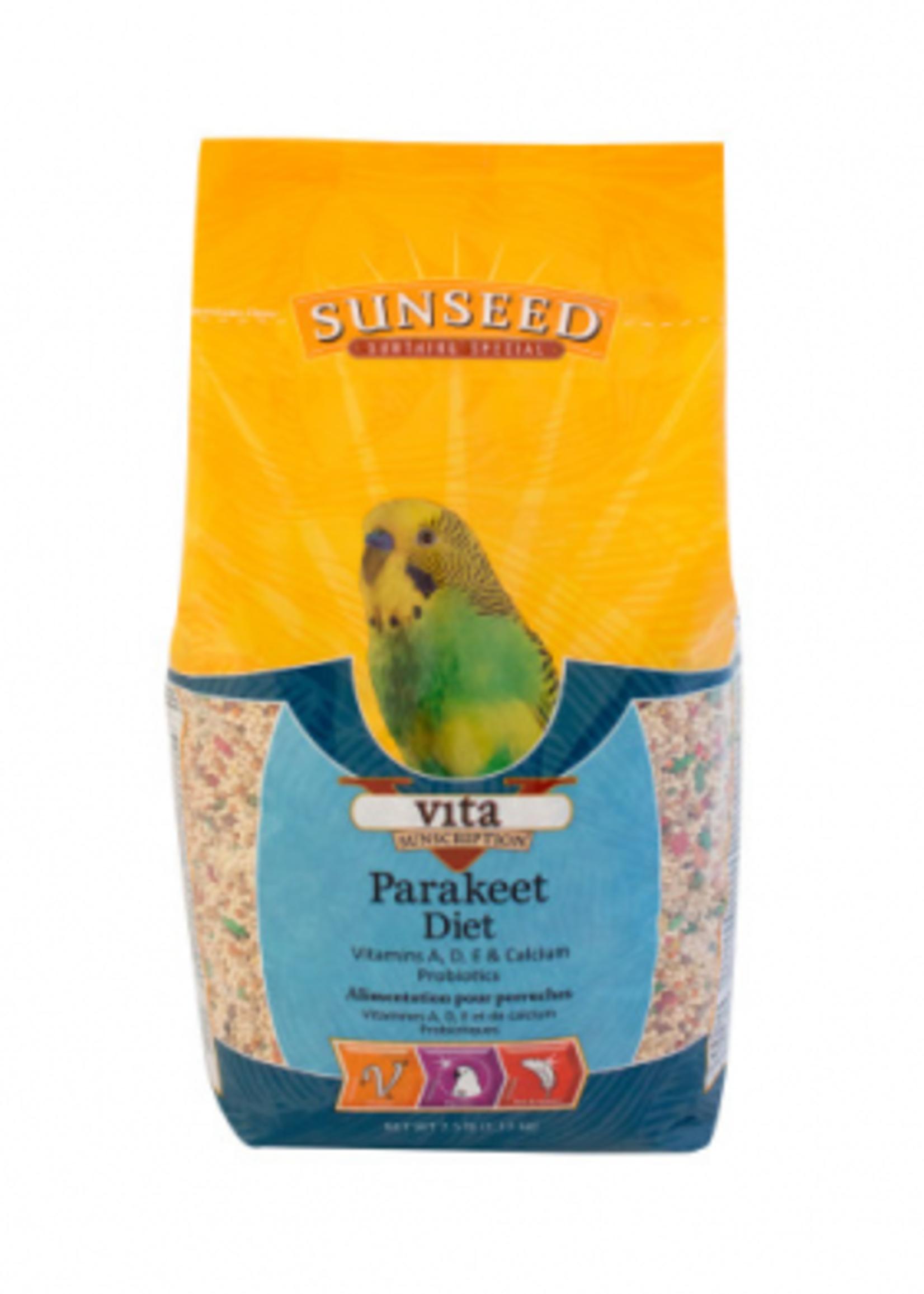 Sunseed® Sunseed Vita Sunscription® Parakeet Diet 2.5lbs