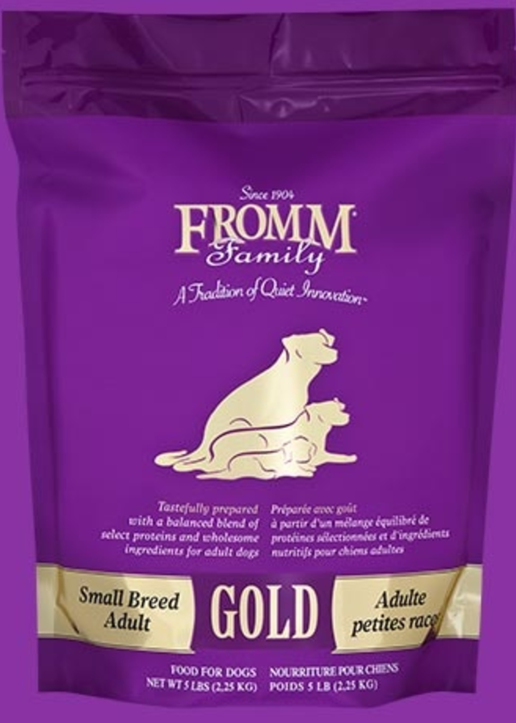 Fromm Fromm Small Breed Adult Gold