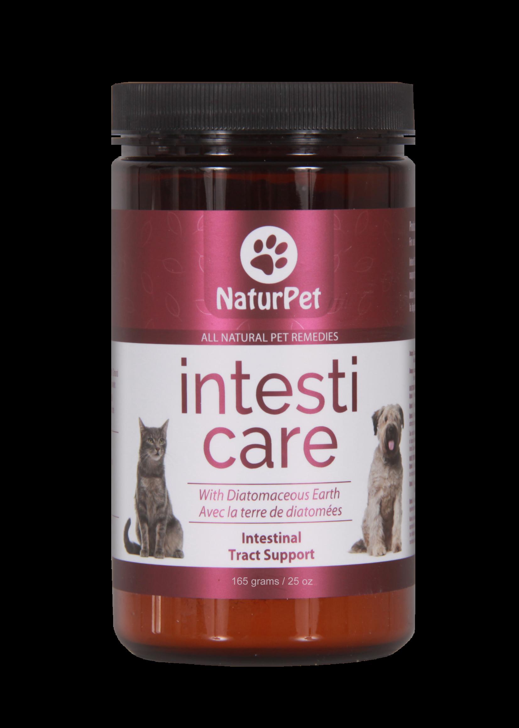 NaturPet® Naturpet Intesti-care with diamotaceous earth 25oz