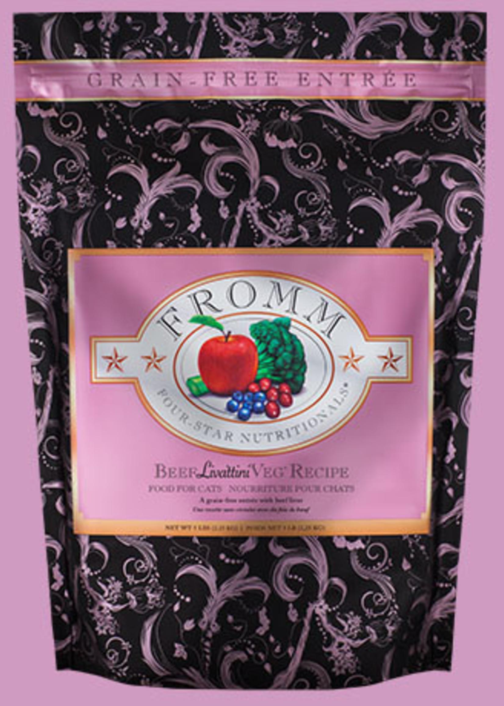 Fromm Fromm Beef Liváttini Veg® Recipe