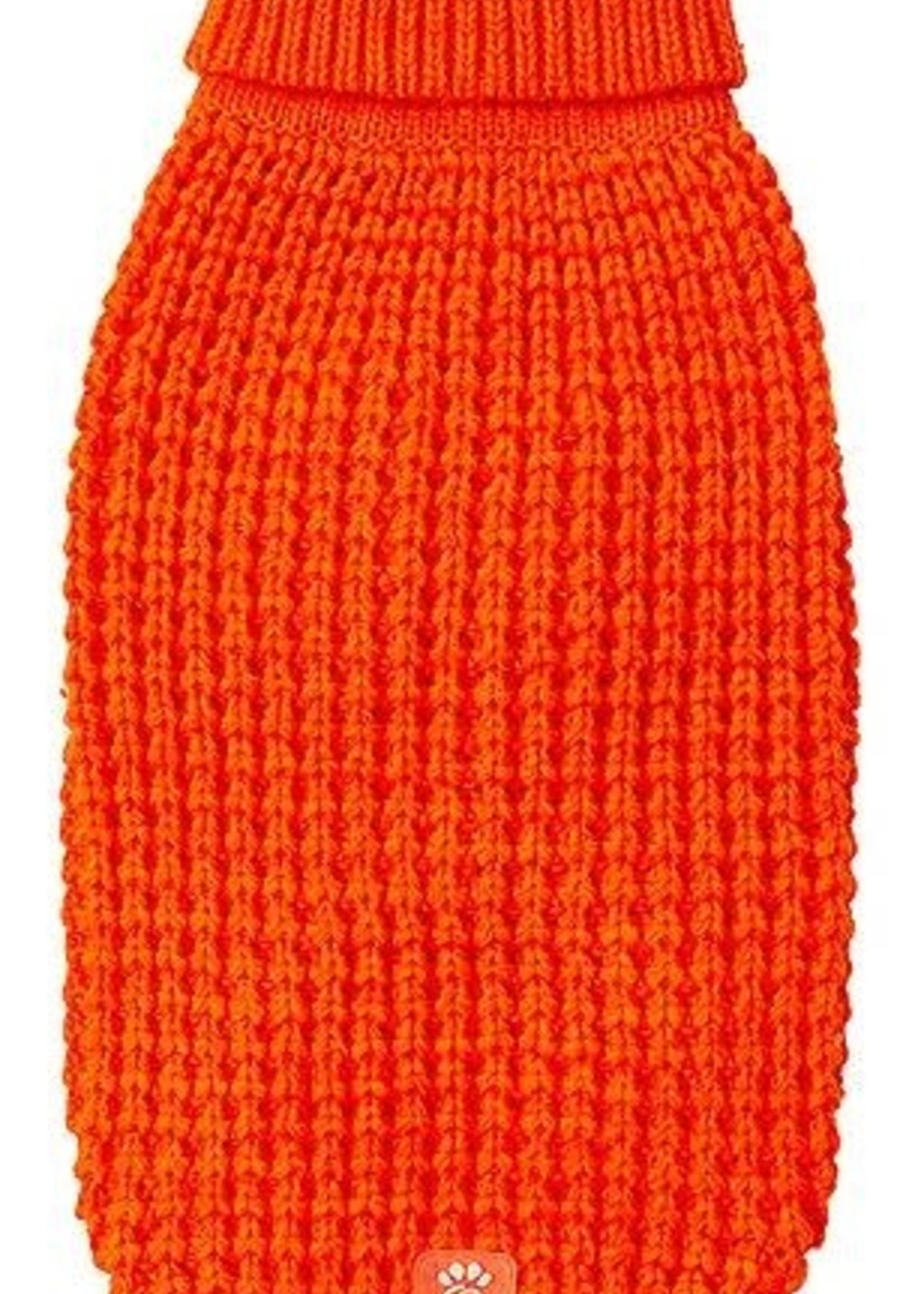 GF Pet® Scout Sweater Orange 3XSmall